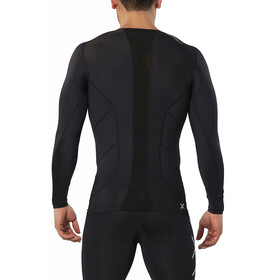 2XU Compression L/S Top Men Black/SIL